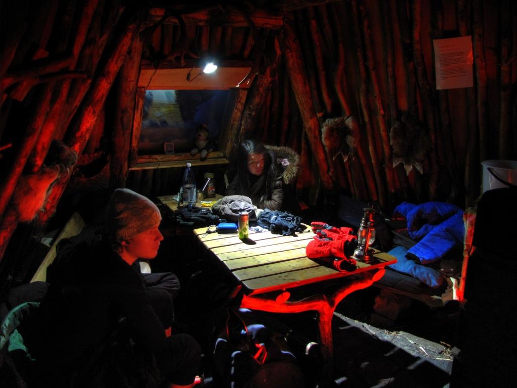 Final Lappland Hut